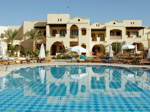 Hotel Three Corners Rihana Resort, El Gouna, Egipt