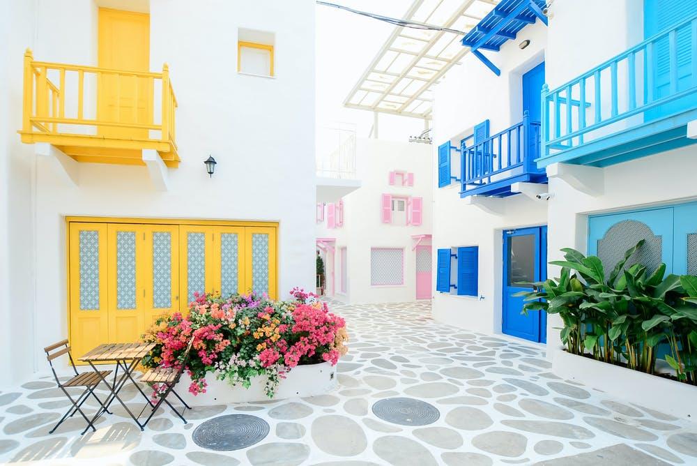 Grecja na wakacje lato 2021