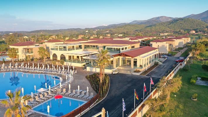 Hotel Almyros Beach Resort, Acharavi, Korfu