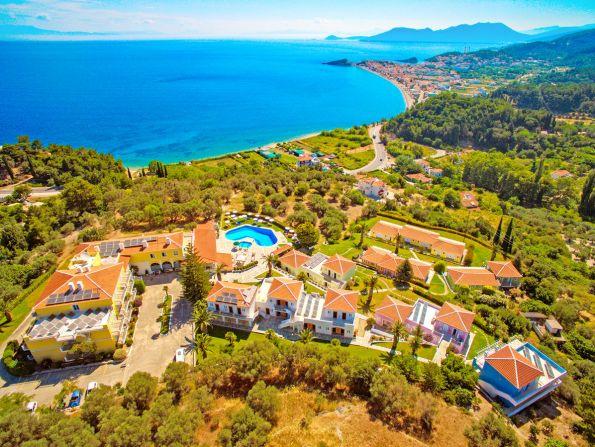 Hotel Arion, Samos, Grecja