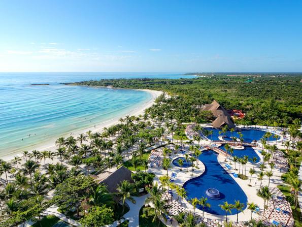 Hotel Barcelo Maya Grand Resort, Puerto Aventuras, Meksyk