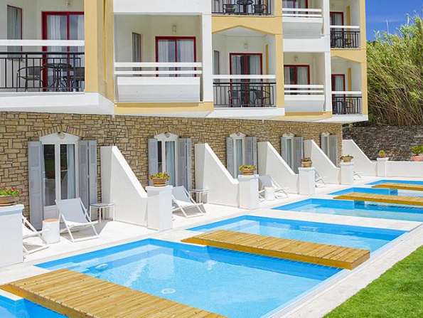 Hotel Blue Style Resort, Samos, Grecja
