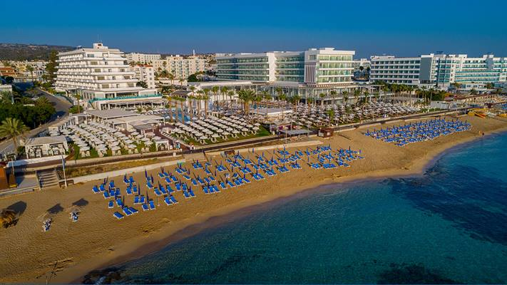 Hotel Constantinos the Great, Protaras, Cypr