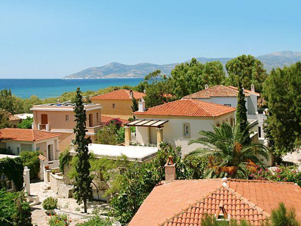 Hotel Doryssa Seaside Resort, Samos, Grecja