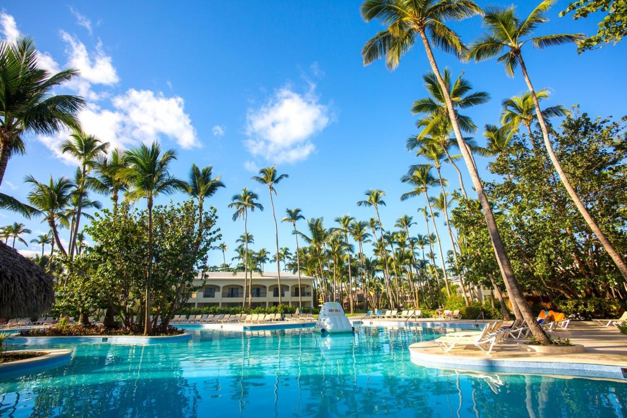 Hotel Impressive Resort & Spa, Punta Cana, Dominikana