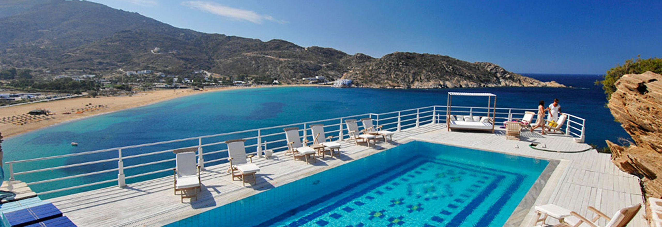 Hotel Ios Palace, Mylopotas, Ios
