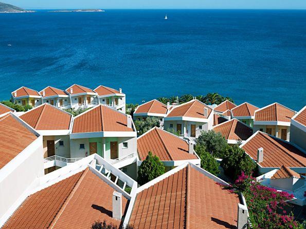 Hotel Proteas Blu Resort, Samos, Grecja