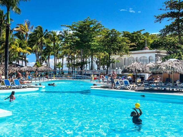 Hotel Riu Bachata, Puerto Plata, Dominikana