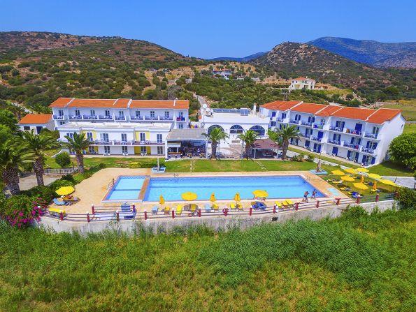 Hotel Saint Nicholas, Samos, Grecja