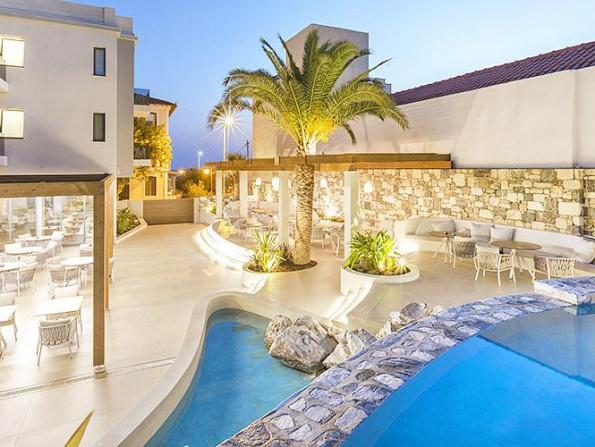 Hotel Samian Mare, Samos, Grecja