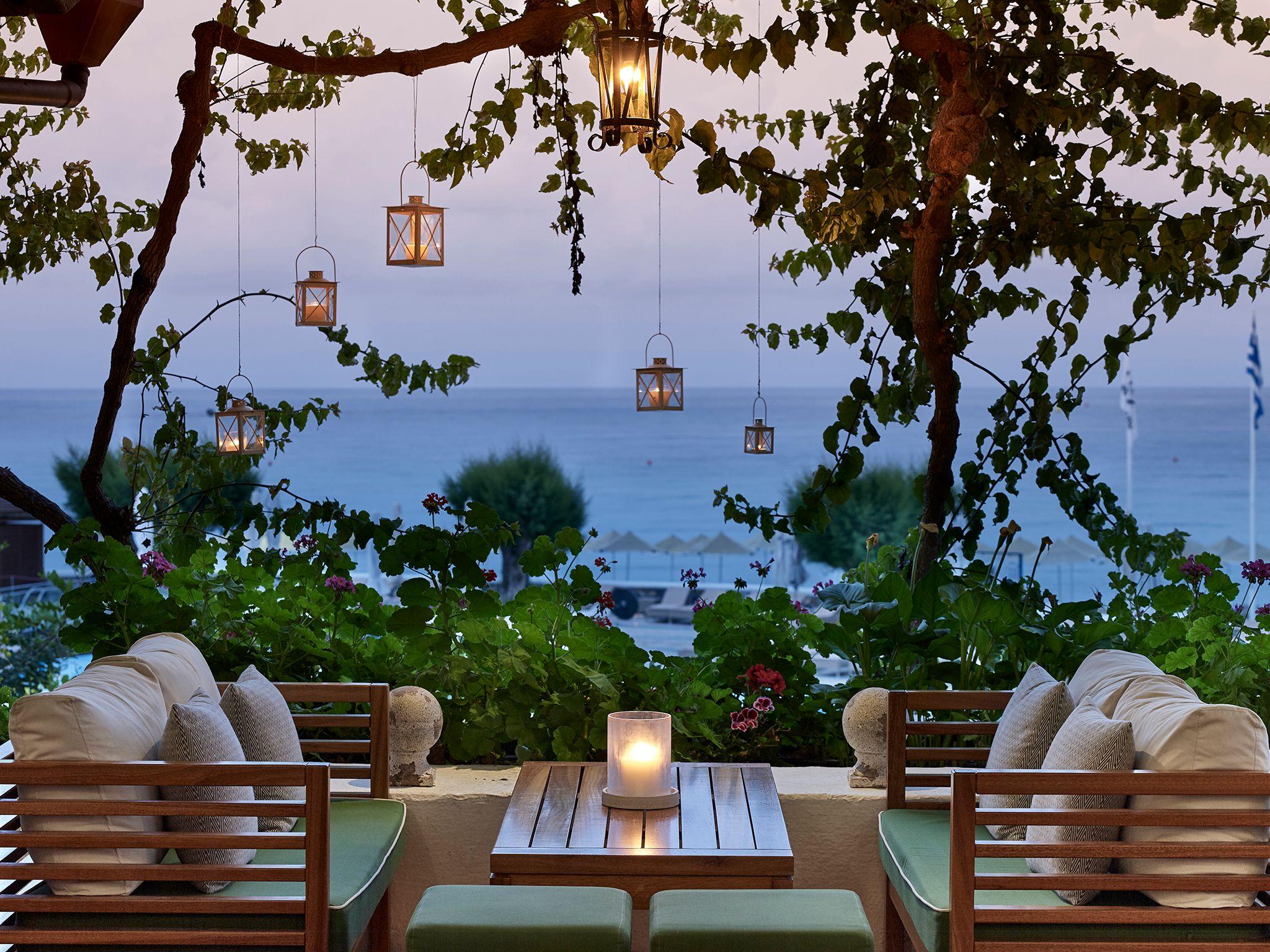 Romantic Bar, hotel Creta Maris, Kreta