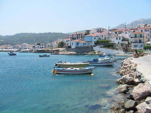 Samos last minute
