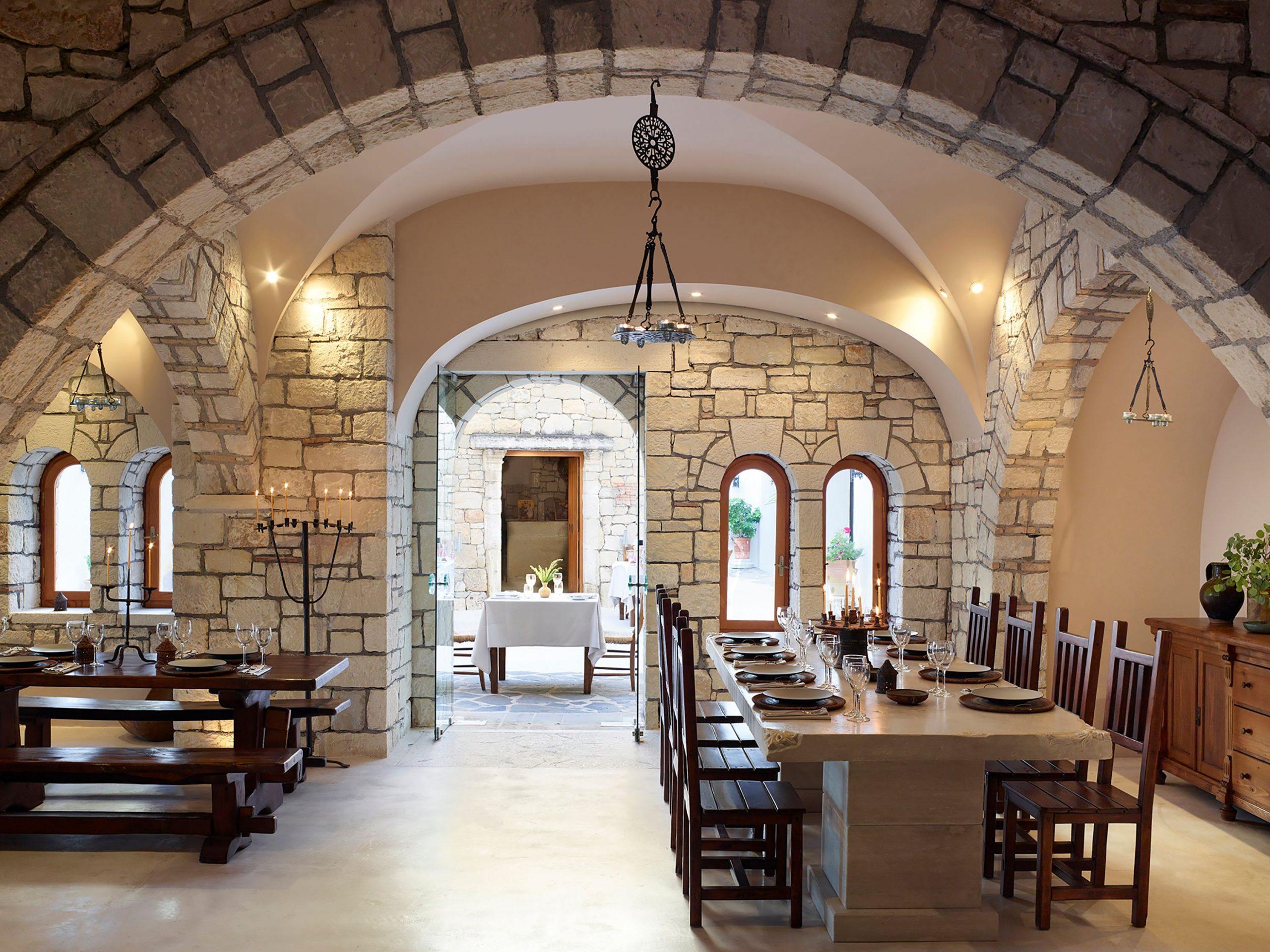 restauracja Platia, hotel Creta Maris, Kreta