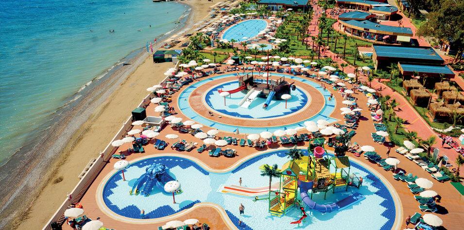 Hotel Eftalia Island, Alanya, Turcja