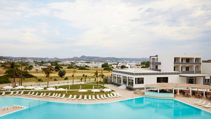 Hotel Evita Resort, Faliraki, Rodos