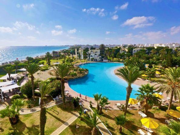 Hotel LTI Mahdia Beach, Mahdia, Tunezja