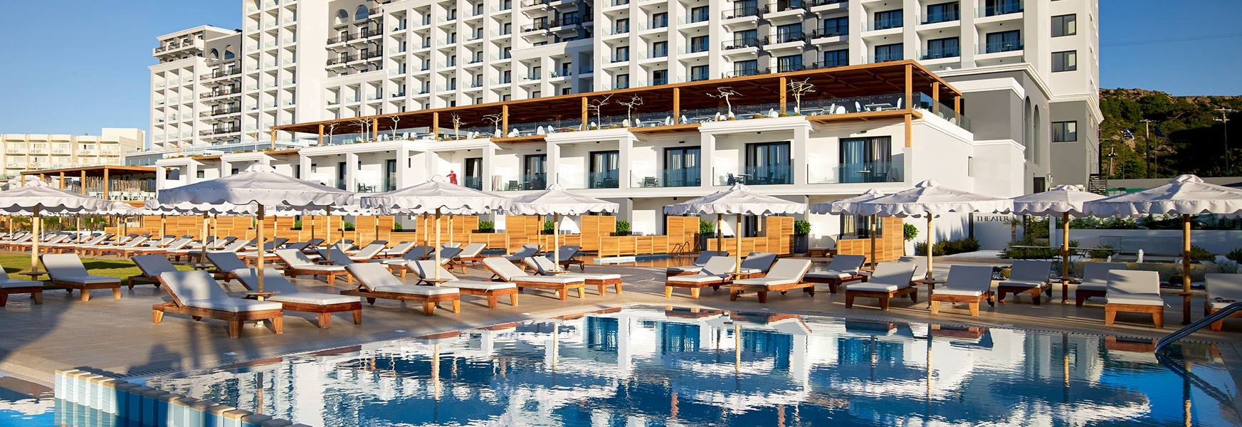Hotel Mitsis Alia Resort, Faliraki, Rodos