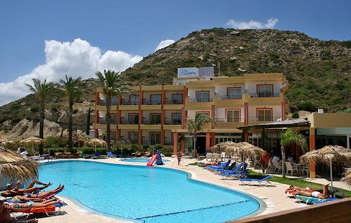 Hotel Olympia Sun, Faliraki, Rodos