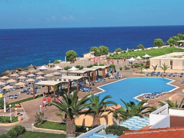 Hotel Paradise Village, Kalithea, Rodos