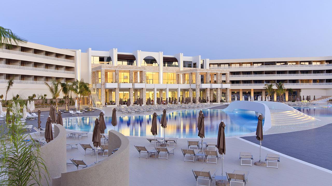 Hotel Princess Andriana, Kiotari, Rodos