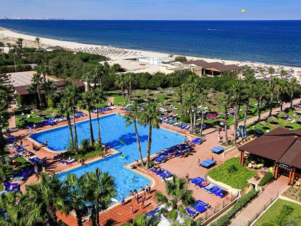 Hotel Sahara Beach, Monastir, Tunezja