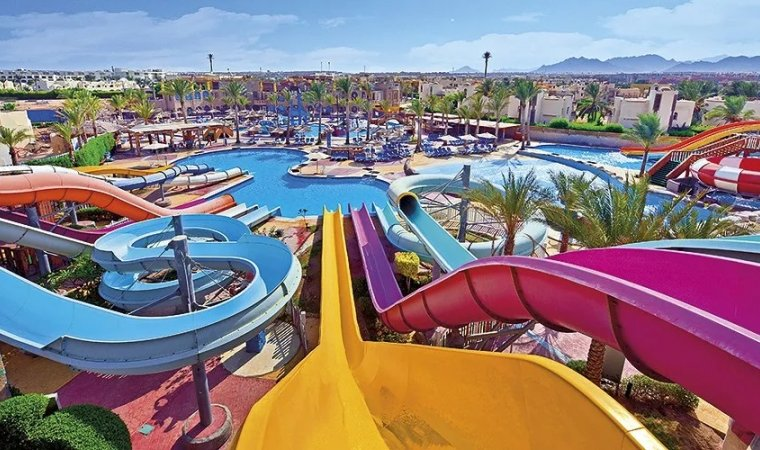 Hotel Sea Beach Resort Aquapark, Sharm el Sheikh, Egipt