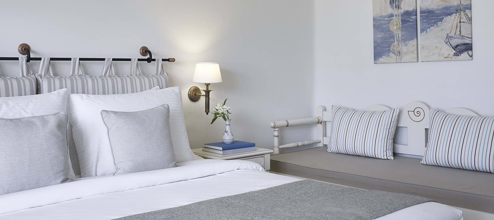 Hotel Creta Maris Beach Resort - pokój typu Family Open Plan