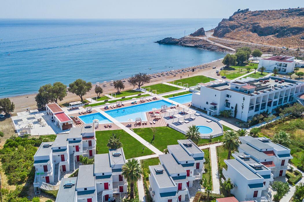 Hotel Kamari Beach, Lardos, Rodos