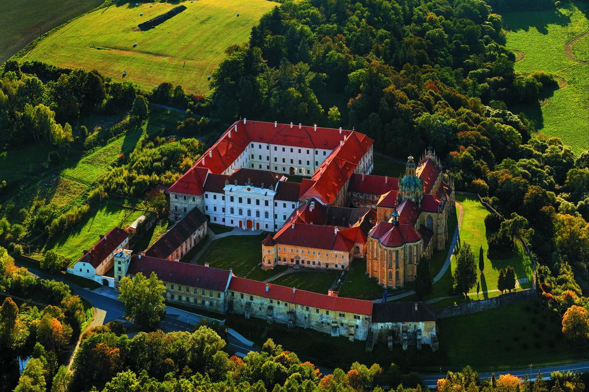 Kladruby_klasztor. fot. Libor Sváček