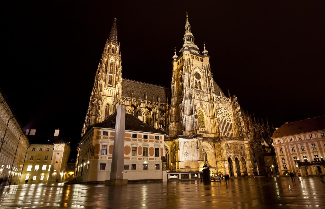 Praga, katedra św. Wita. fot. Martin Mařák