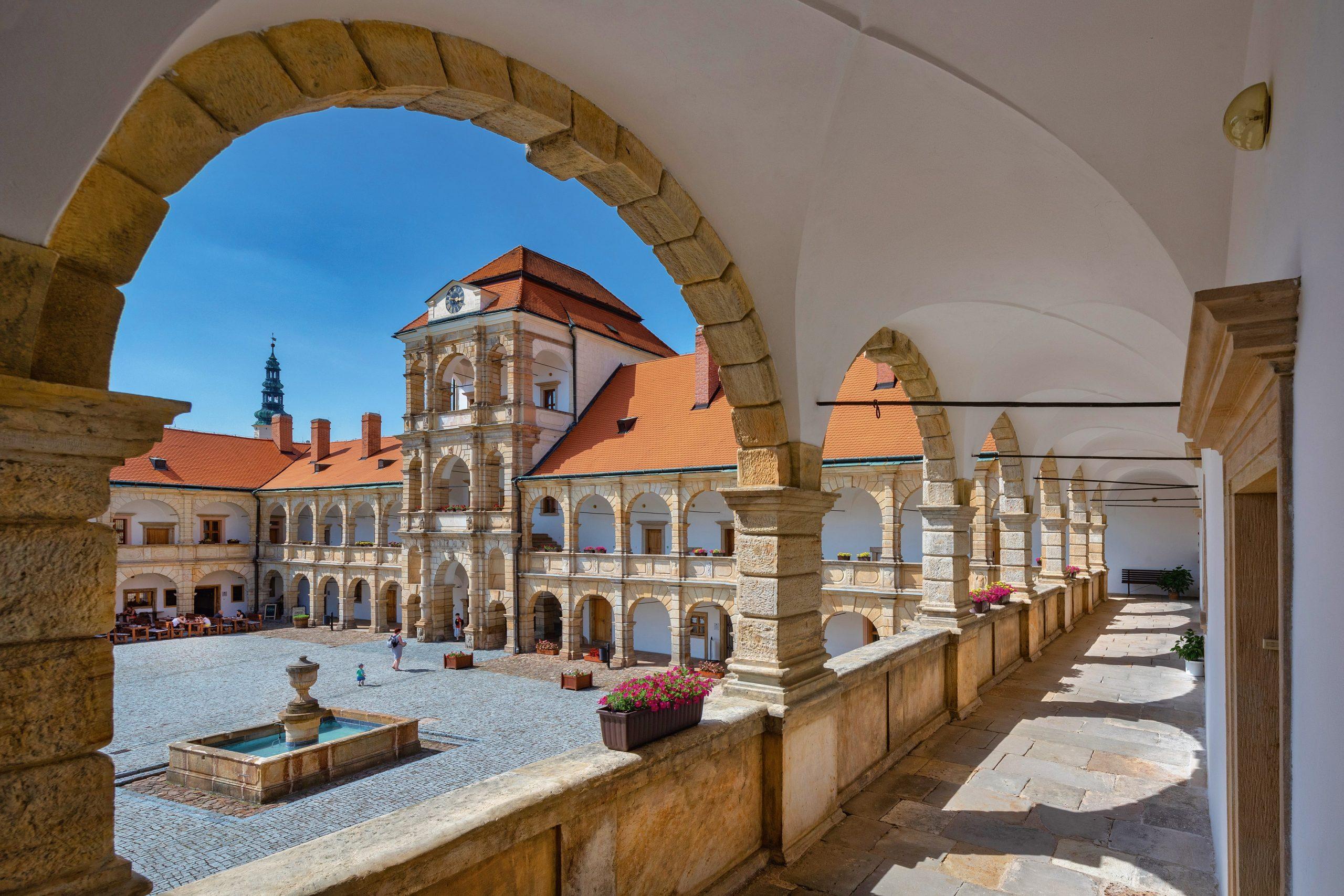 Moravska Trebova_pałac_ fot ČMP
