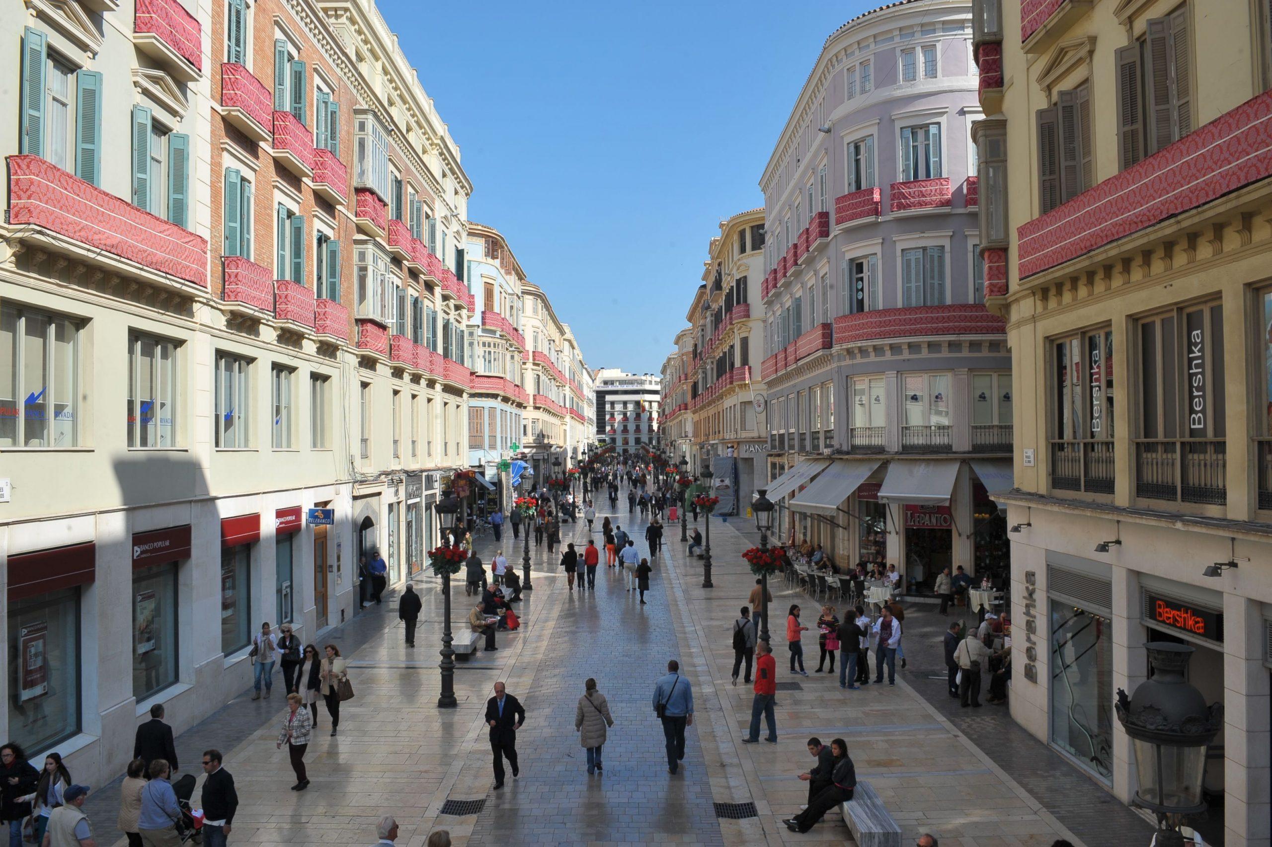 Malaga last minute