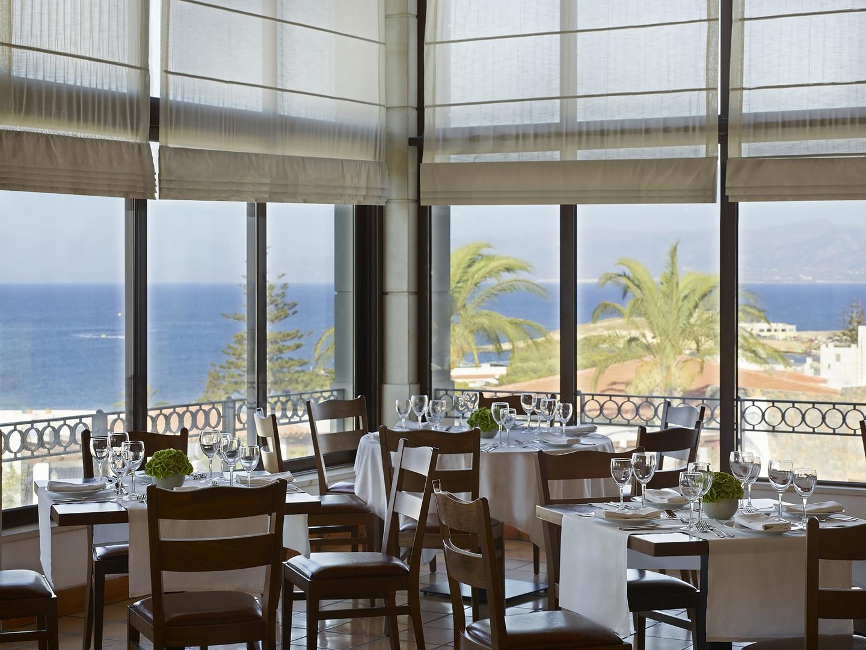 Estia Restaurant - hotel Creta Maris Beach Resort
