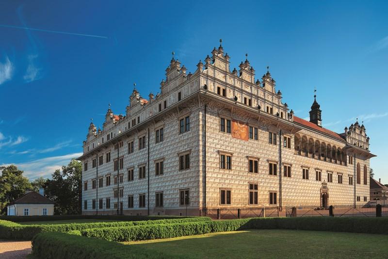 Litomysl-pałac. Fot. Libor Sváček