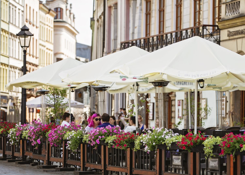 Restauracje w Krakowie, fot. Ela Marchewka