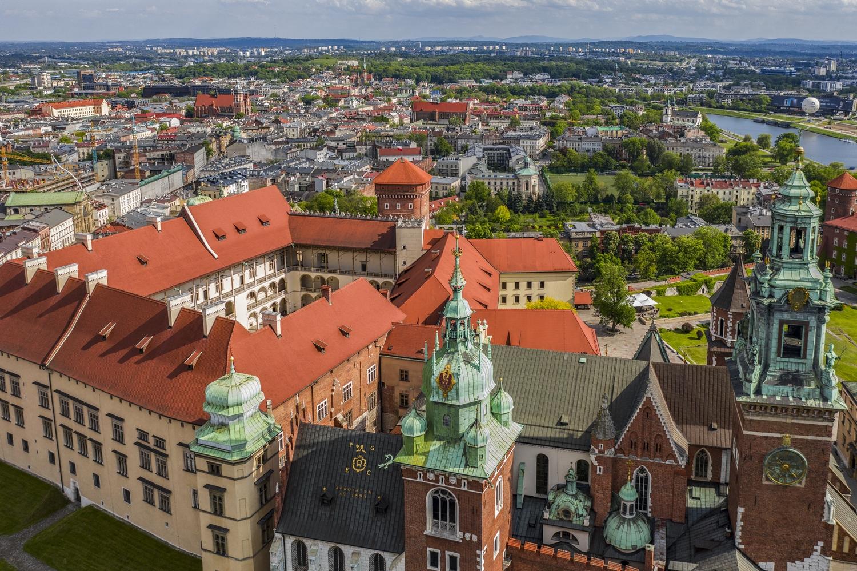 Wawel, Kraków fot. Ela Marchewka