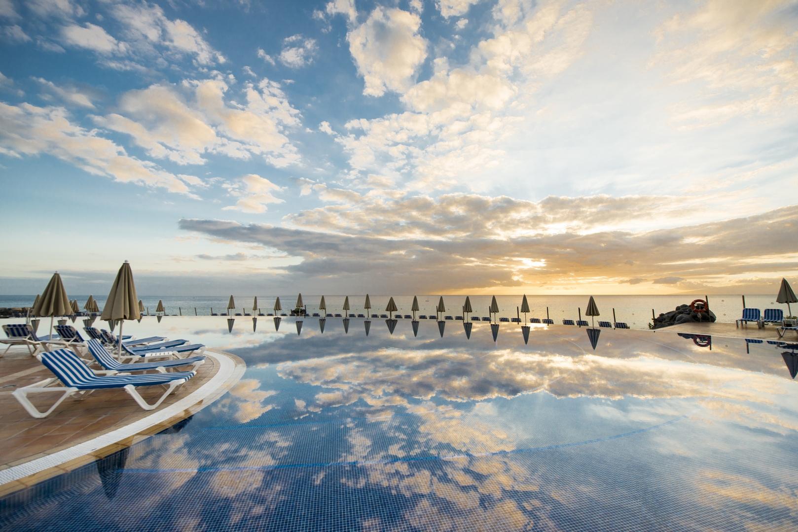 Hotel Sunlight Bahia Prinicpe Costa Adeje, Teneryfa