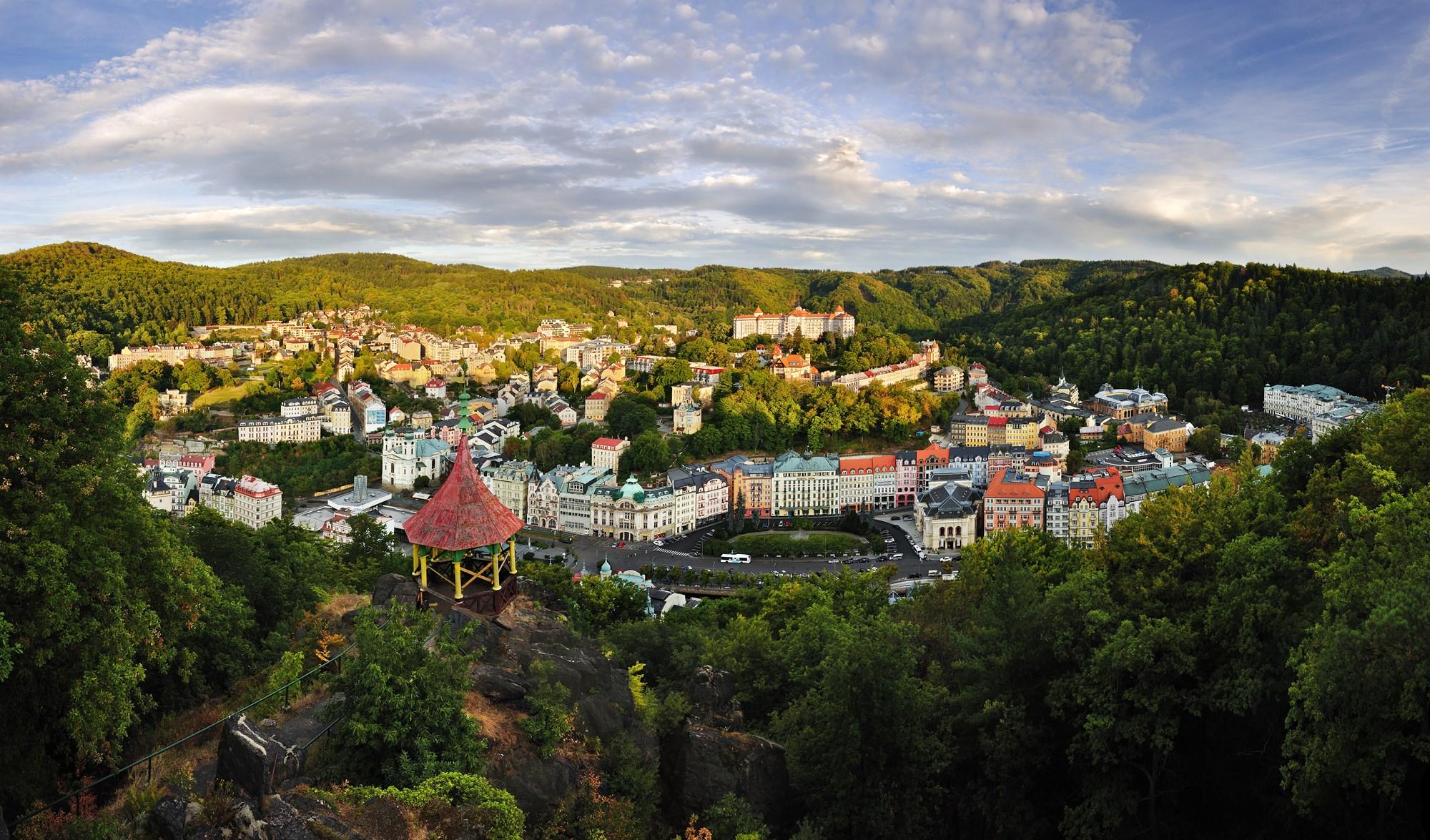 Karlovy Vary, fot. Ladislav Renner