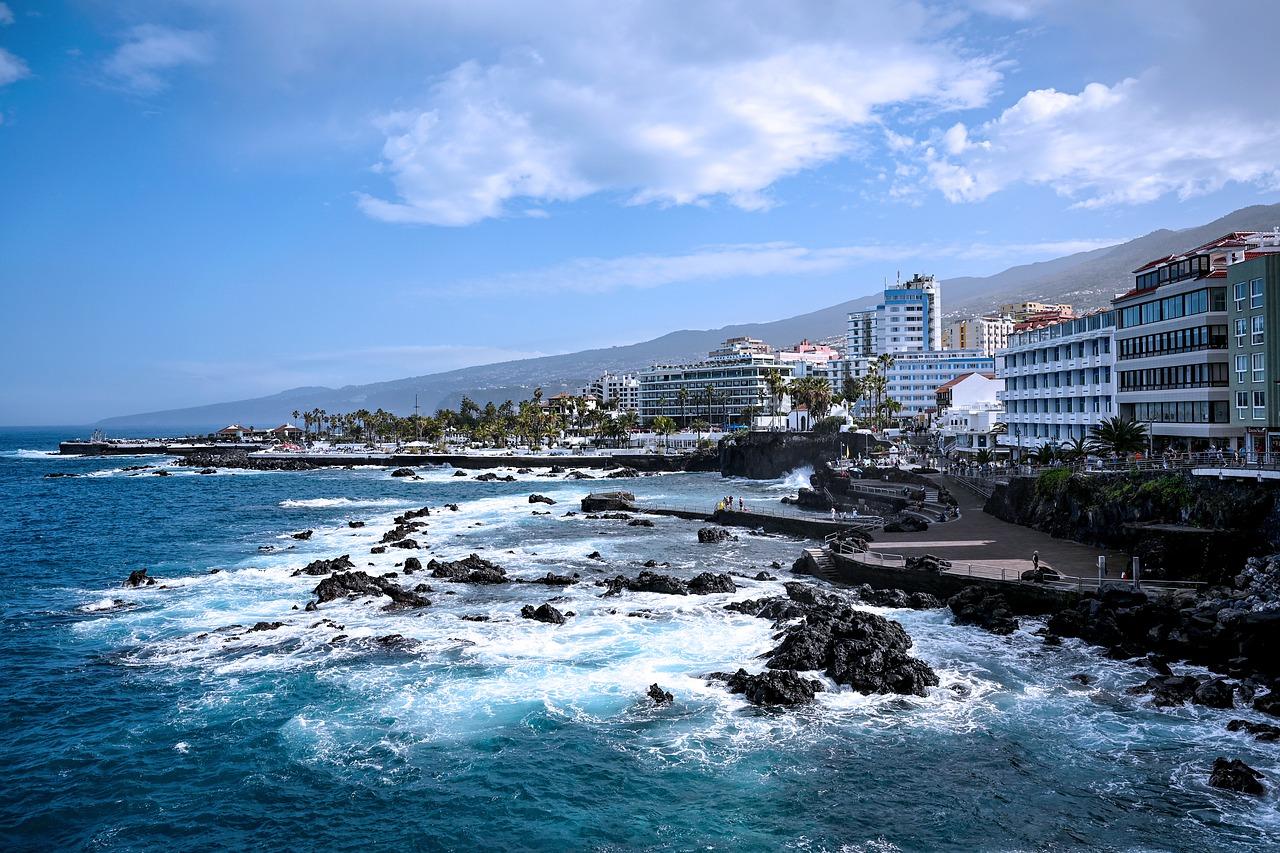 Puerto Cruz, Teneryfa