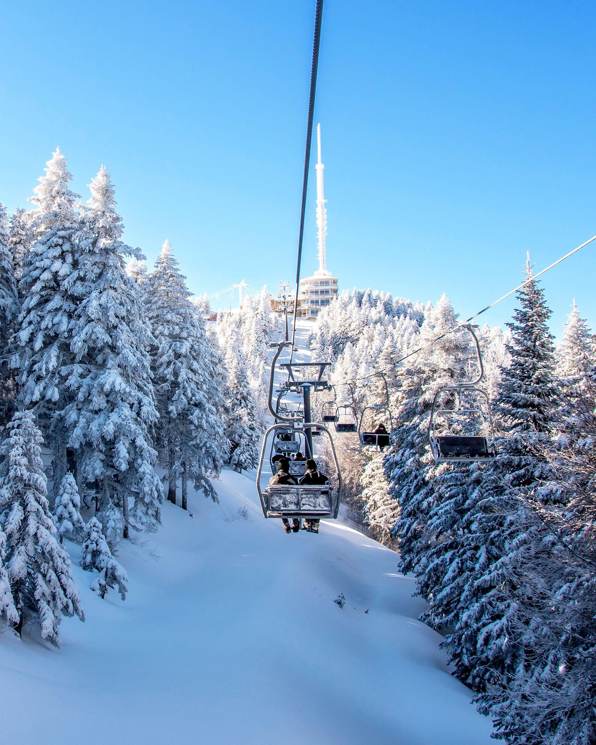 narty w Turcji