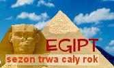 Egipt - sezon trwa ca�y rok