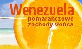 Wenezuela - pomara�czowe zachody s�o�ca